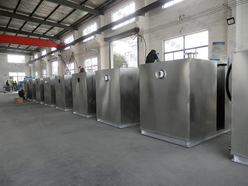 遵义商业隔油提升设备检查标准