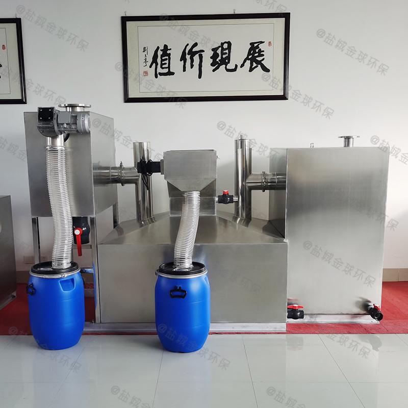 遵义全自动温控加热油水分离设备设计规范