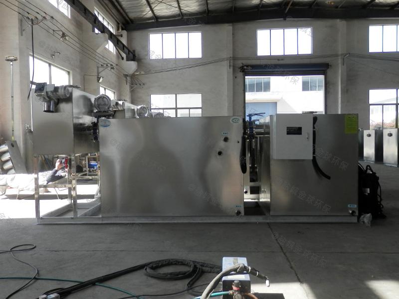 贵州会所隔油处理设备图片