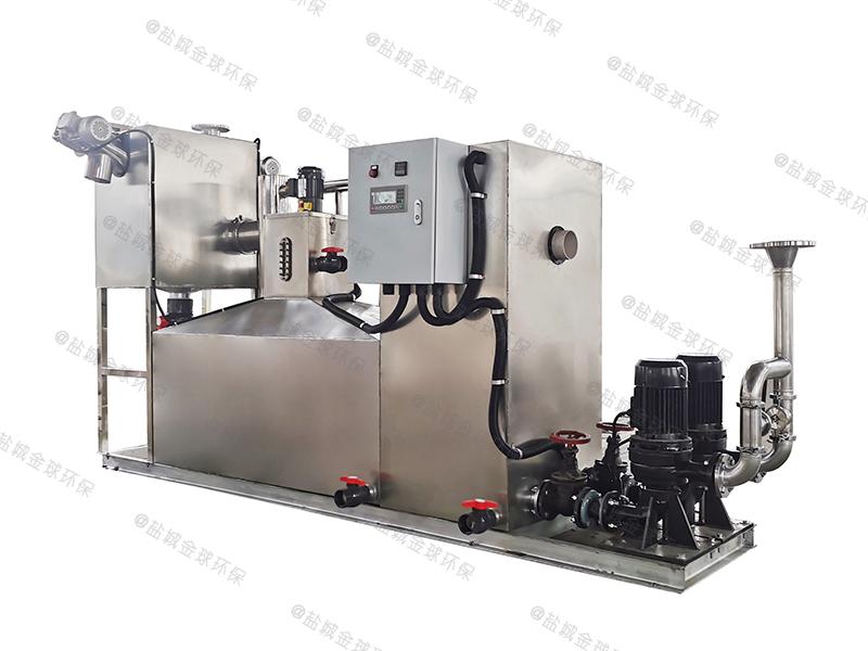 六盘水全自动加热隔油设备结构图