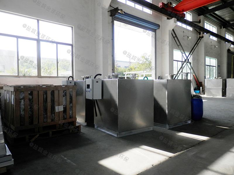 六盘水事业单位一体化隔油提升设备标准尺寸