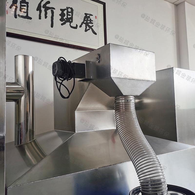 贵州土建一体化隔油提升设备做法