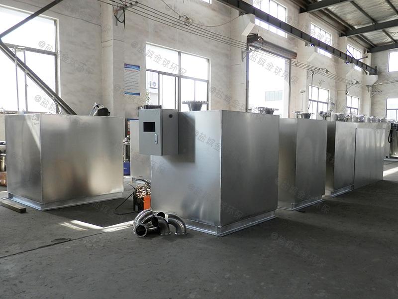 毕节不锈钢隔油处理设备做法