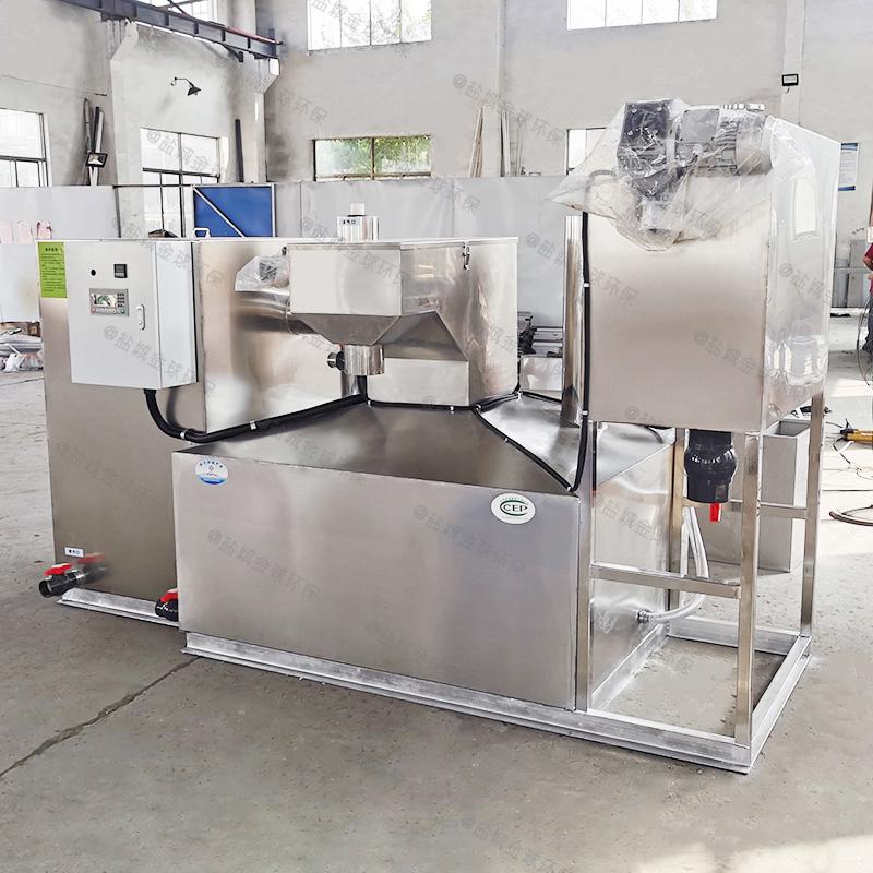黔东南食品厂隔油处理设备原理
