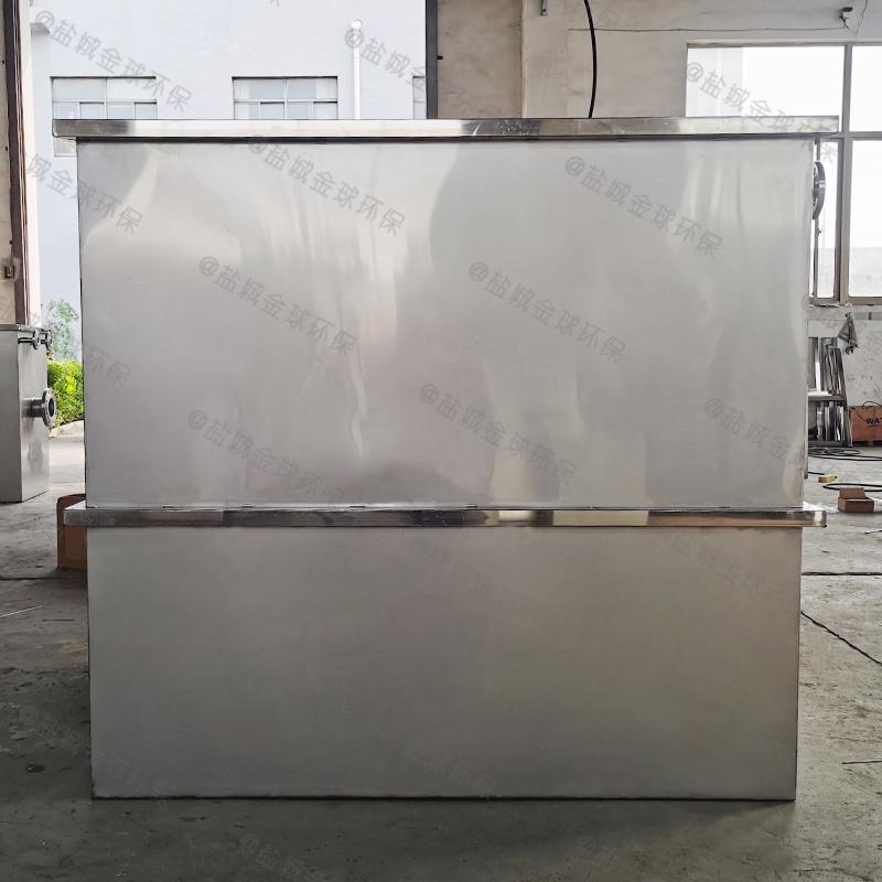 遵义304不锈钢板油污水分离器工程造价