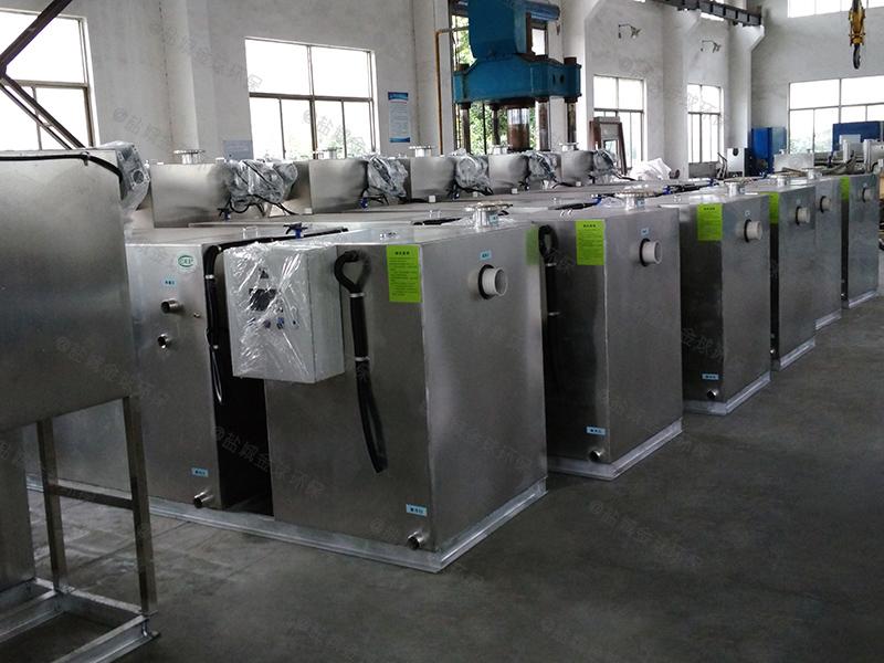 黔南地下商场油污水分离器检查标准