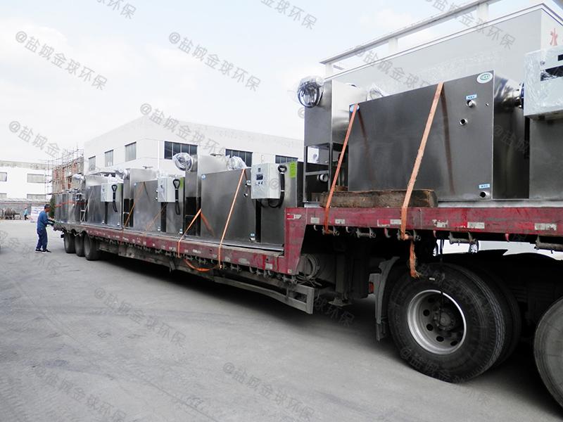 汉中地上隔油提升设备都有哪些