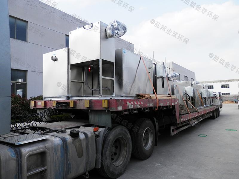 榆林多功能隔油设备品牌定制