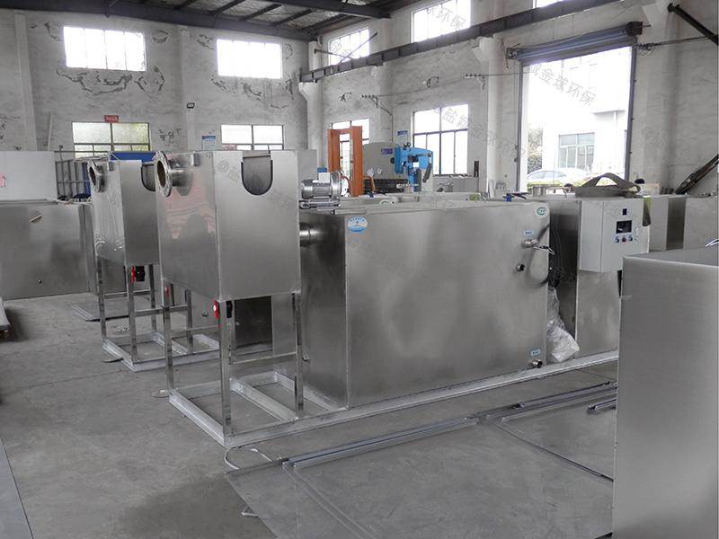 安康污水排放一体化隔油提升设备品牌定制