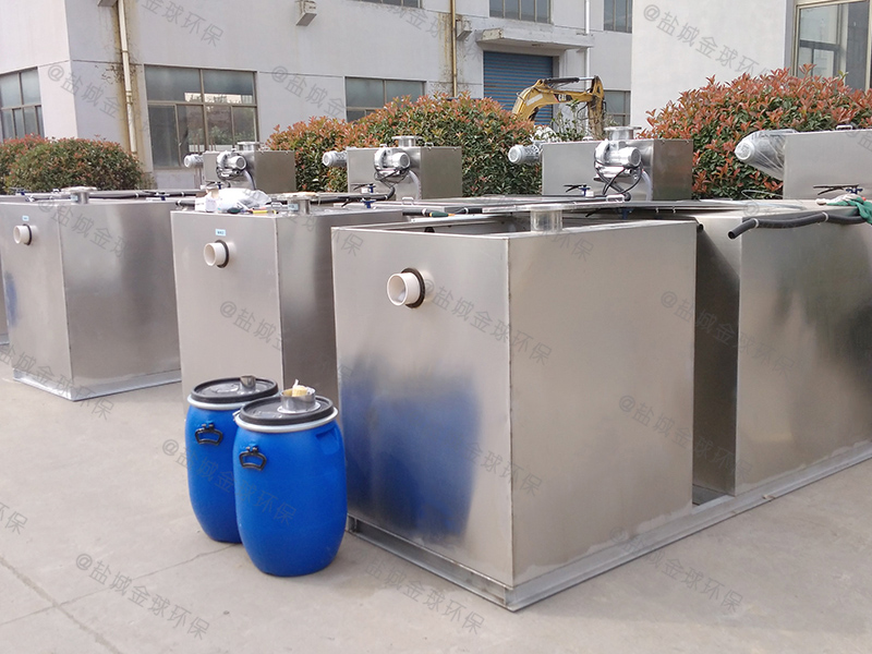 贵州百货商场隔油器供应商