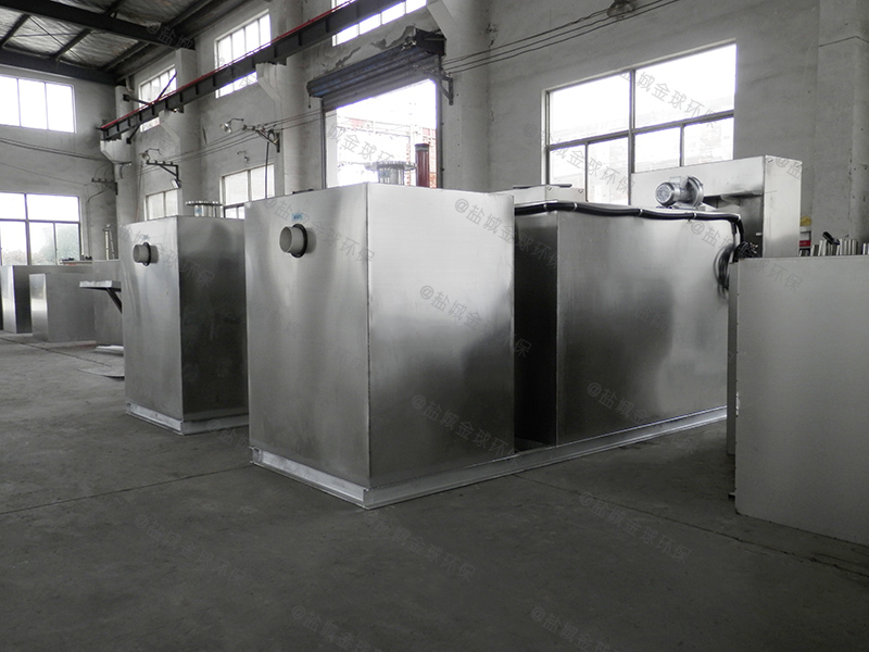 黔西南刮油厨余垃圾油水分离机尺寸要求