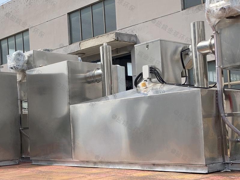 贵阳公司食堂隔油提升装置施工单位