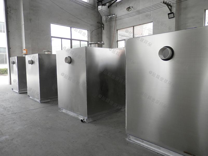 商洛污水排放油水分离器使用寿命