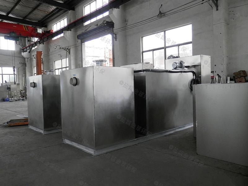 黔南防腐防臭油水分离装置尺寸要求