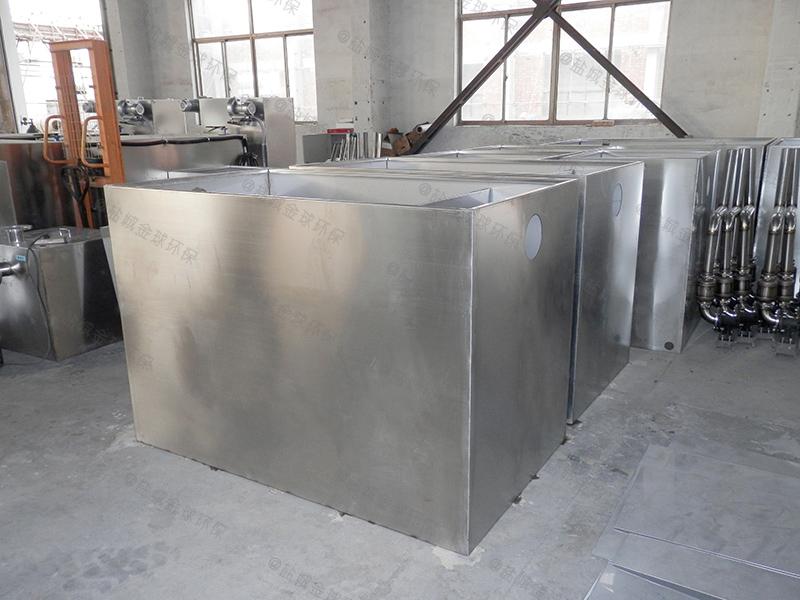 延安三级滤油隔油设备内部结构图