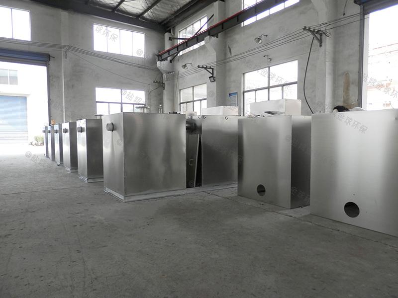 西安陆用一体化隔油提升设备厂