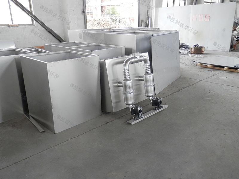 毕节简易餐厨油水分离处理器安装法规