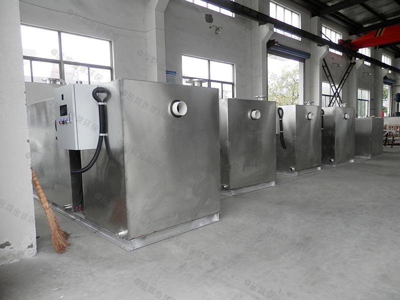 黔西南小区生活污水油脂分离池商家推荐