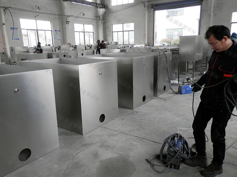 汉中床置式大型餐厨垃圾油水分离机批发价格