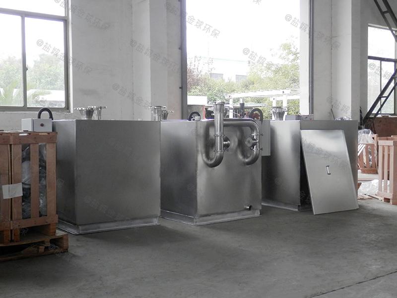 安顺工厂隔油装置原理结构