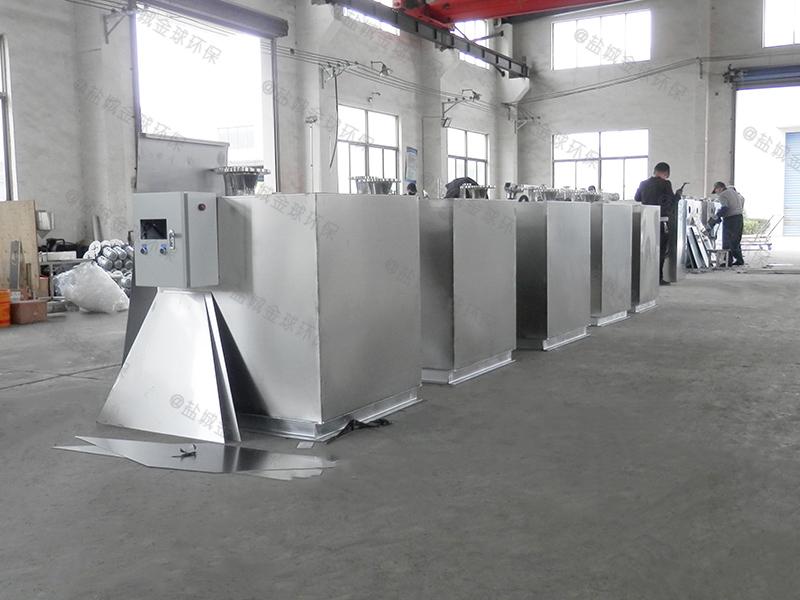 铜仁过滤隔油处理装置处理能力