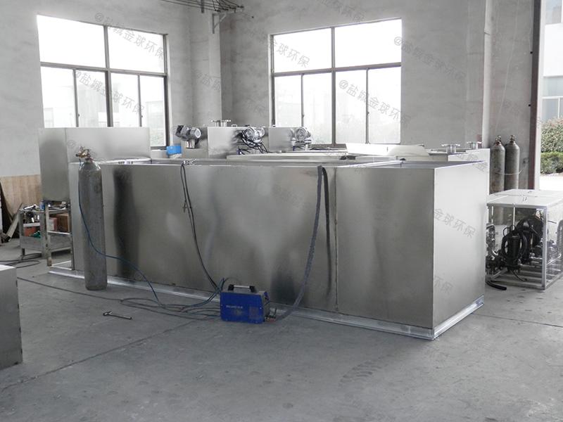 安康除油油水分离器做法与尺寸图