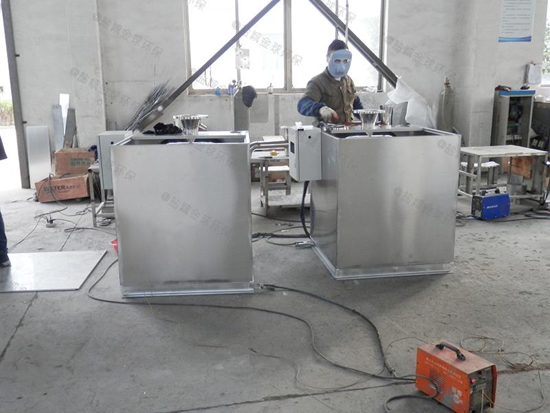 延安中型大型餐厨垃圾油水分离机多久换一次