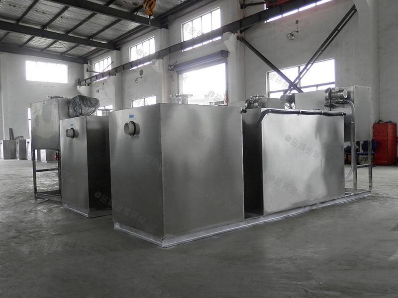 贵州防腐防臭隔油提升设备技术要求