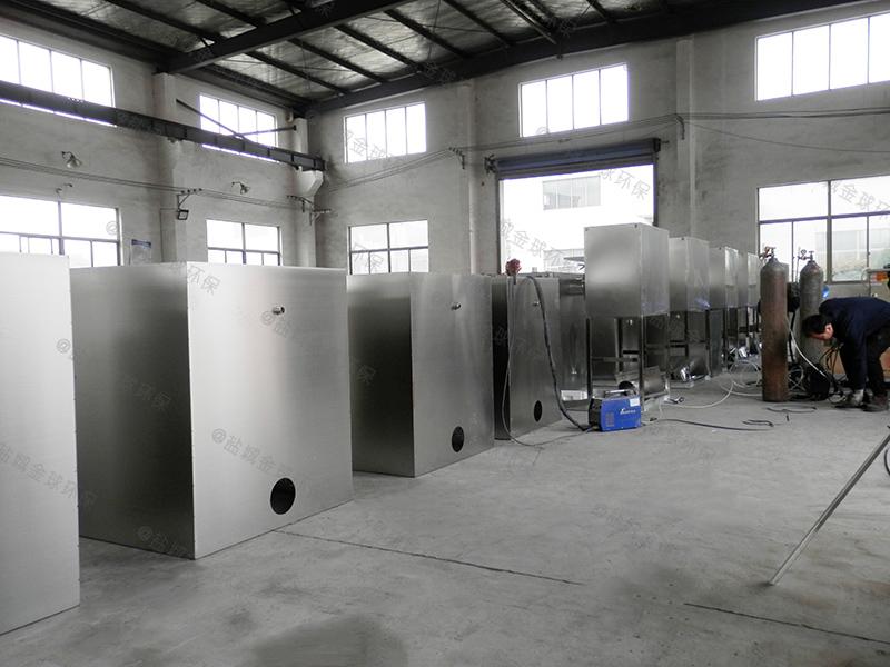汉中地上油水分离器怎么安装图