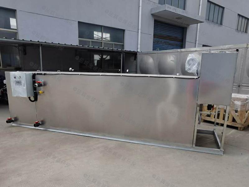 西安手动饭店油水分离器批发价格