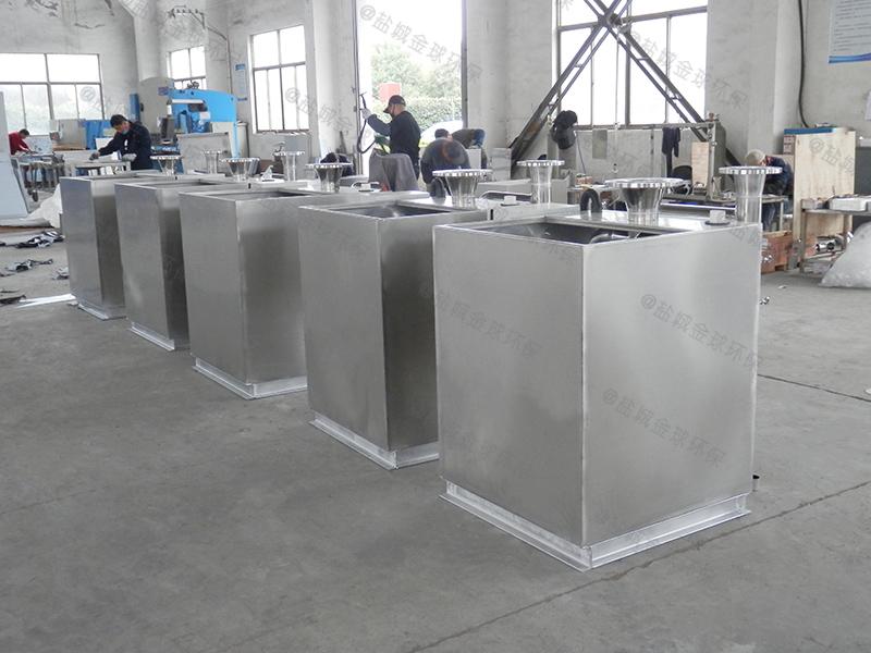 黔东南工厂厨余油水渣分离设备排放标准