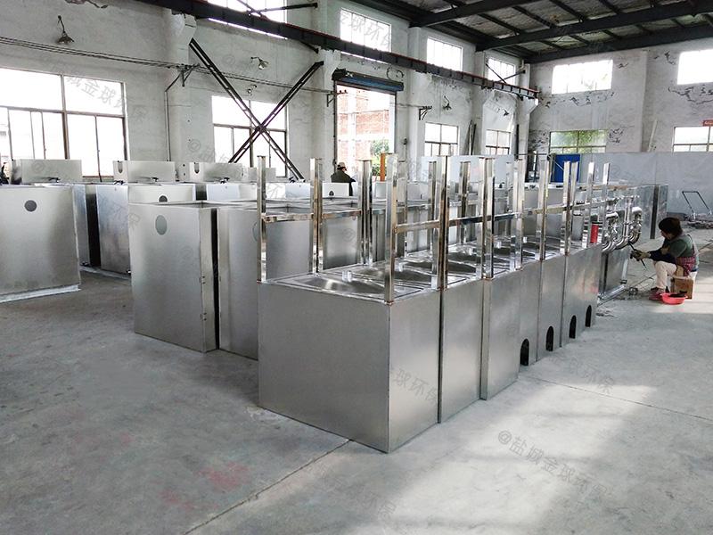铜仁火锅店用隔油隔渣设备生产商