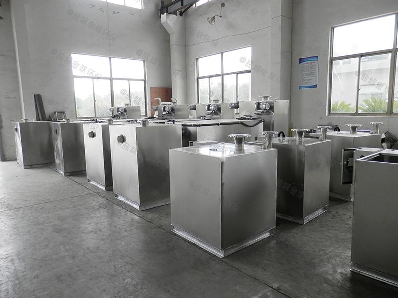 贵阳大饭店隔油提升设备维护保养方案