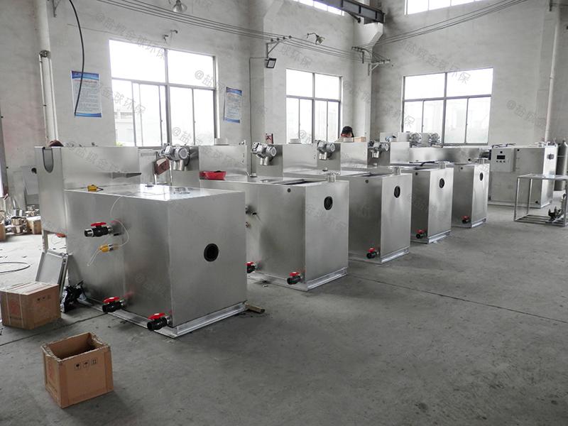 陕西气浮型油水分离器系统