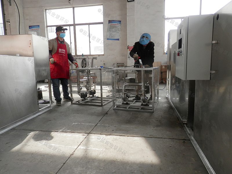 铜川地沟智能隔油提升一体化设备厂