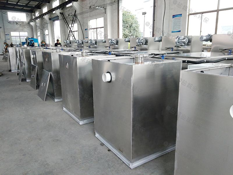 贵州泔水隔油处理装置设计说明