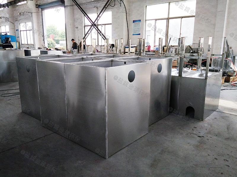 铜仁厨用隔油处理装置排放标准
